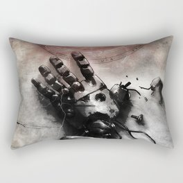 Philosopher's stone Rectangular Pillow