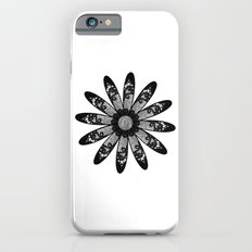 Black lace iPhone 6s Slim Case