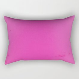 That Chick from Fuschia Rectangular Pillow