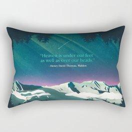 Heaven Sent Rectangular Pillow