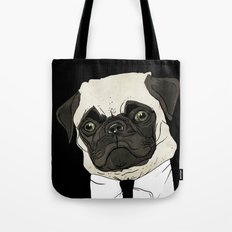 puggetaboutit Tote Bag