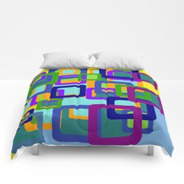 square root Comforters