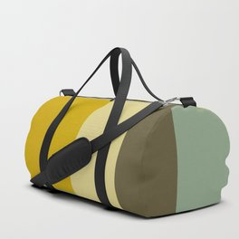 Retro Geometry IV Duffle Bag