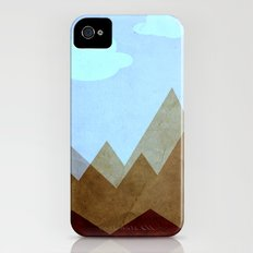 Mountains iPhone (4, 4s) Slim Case