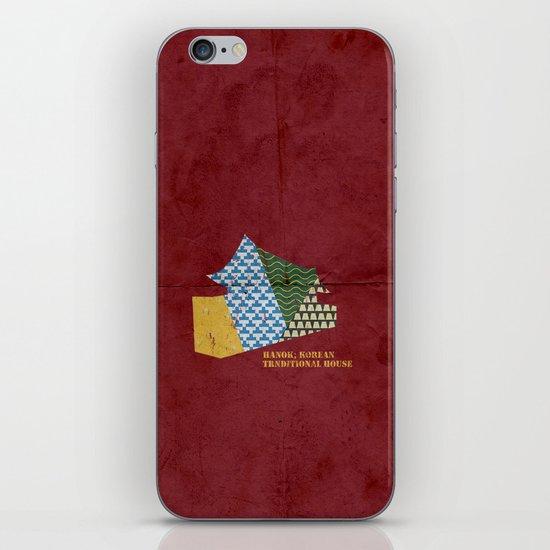 HANOK(한옥) iPhone & iPod Skin