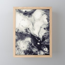 grip Framed Mini Art Print