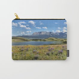 Summer in Waterton Carry-All Pouch