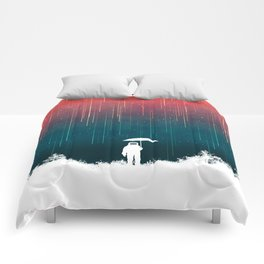 Meteoric rainfall Comforters