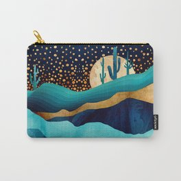 Indigo Desert Night Carry-All Pouch