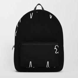Heartbeat Golf Backpack