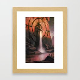 Protected Framed Art Print