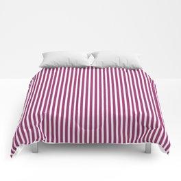Festival Fuchsia Stripes Comforters