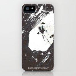 Omoidasenai no  iPhone Case