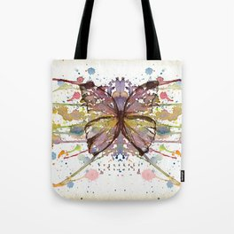 Colorfly Tote Bag