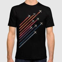 Aerial acrobat T-shirt