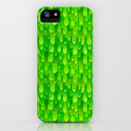 Radioactive Slime iPhone Case
