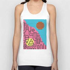 Espectre (#2) Unisex Tank Top