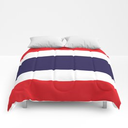 Flag of Thailand Comforters