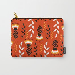 Bright floral decor Carry-All Pouch