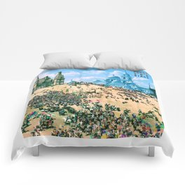 sun giant fleet Comforters