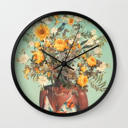 You Loved me a Thousand Summers ago Wall Clock