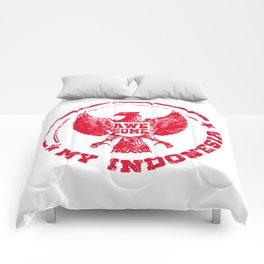 Garuda Indonesia symbol is awesome Comforters