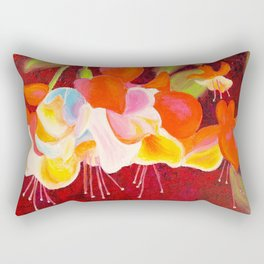 Dancing Ladies Rectangular Pillow