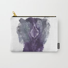 Verronica's Vulva Print. No.1 Carry-All Pouch