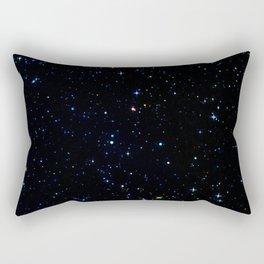 Rainbow Constellations Rectangular Pillow