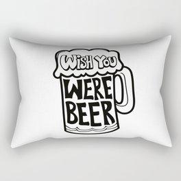 Beer Lover Gift Rectangular Pillow