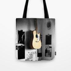 ART STUDIO - GUITAR Tote Bag
