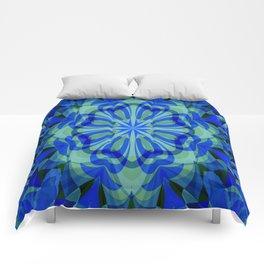 Healing Mandala Comforters
