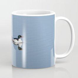 Mergansers on the Kenai Coffee Mug