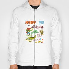 Rory In The Cuchula Mountains Hoody
