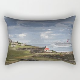 El Morro Rectangular Pillow