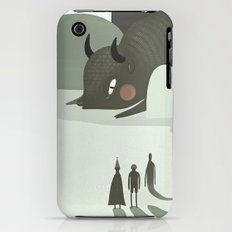 so they went to where the buffalos roamed. iPhone (3g, 3gs) Slim Case