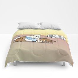 READING IS FUN! Comforters