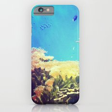 In The Big Blue World Slim Case iPhone 6s
