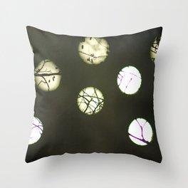 moonshade Throw Pillow