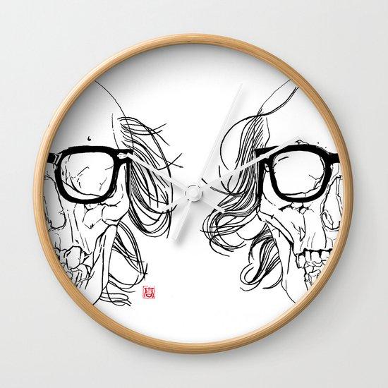 My best friend, Death Wall Clock