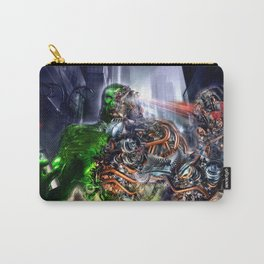 Green Ape Evolution Carry-All Pouch