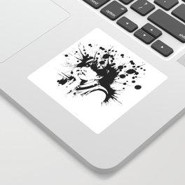 bts v desain 006 Sticker