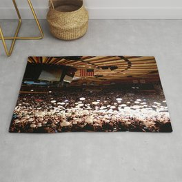 LCD Sounsystem Funeral Rug