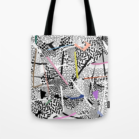 Graphic 83 Tote Bag