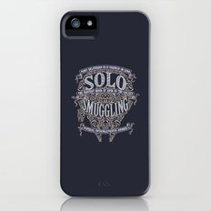 Solo Smuggling iPhone (5, 5s) Slim Case