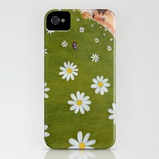 Welcome back spring! iPhone (4, 4s) Slim Case