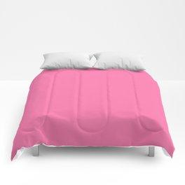 Shocking Pink Bubblegum Comforters