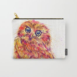 Caffeinated Owl Carry-All Pouch