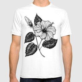 Hibiscus flower II T-shirt
