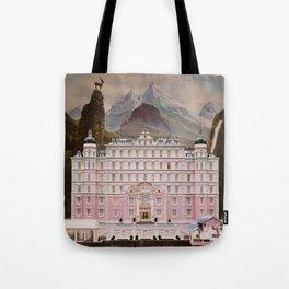 The Grand Budapest Tote Bag